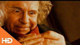 Бильбо расстается с кольцом ★ Властелин колец: Братство кольца (2001)