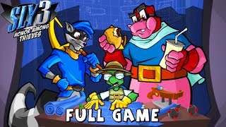 Sly 3: Honor Among Thieves - FULL GAME Walkthrough - No Commentary