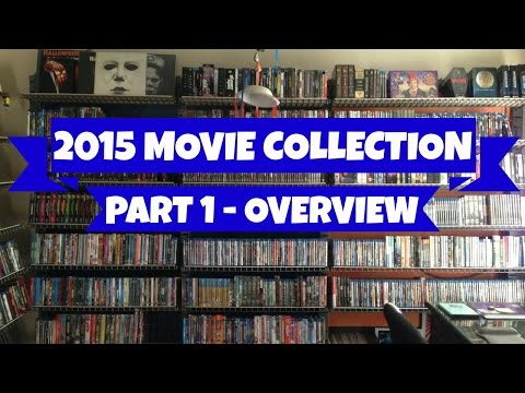 2015 Movie Collection (Part 1 - Overview)
