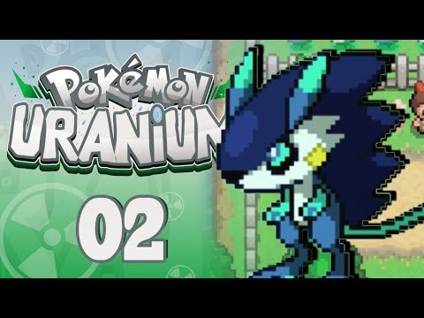 Pokemon Uranium Part 2 MYSTERY GIFT!  ( Pokemon Fan Game )Walkthrough Gameplay
