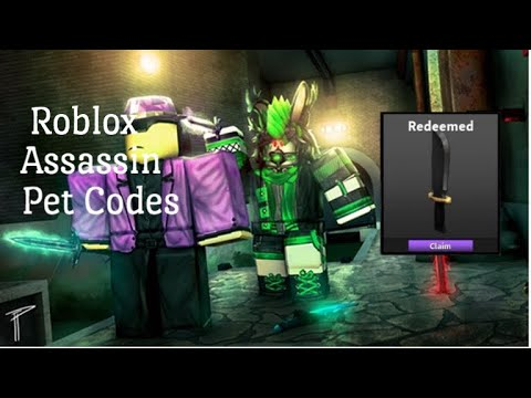 Roblox Assassin Codes 2019 August Roblox Assassin Codes August 2019 I Pet Codes Still Working Youtube
