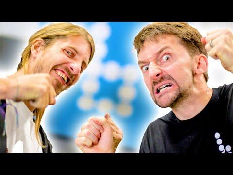BRAILLE VS JAWS & A HAPPY MEDIUM TEAM!