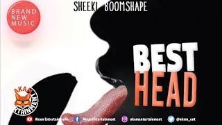 Sheeki Boomshape - Best Head (Line Up) August 2019