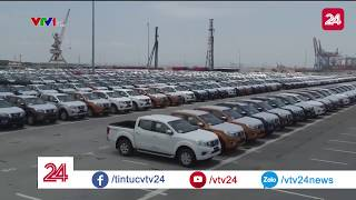 Ô tô nhập khẩu về Việt Nam giảm mạnh, người tiêu dùng mất đi nhiều sự lựa chọn  VTV24