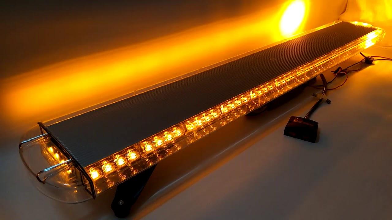 15 LED Emergency Beacon and Strobe Light HAWK