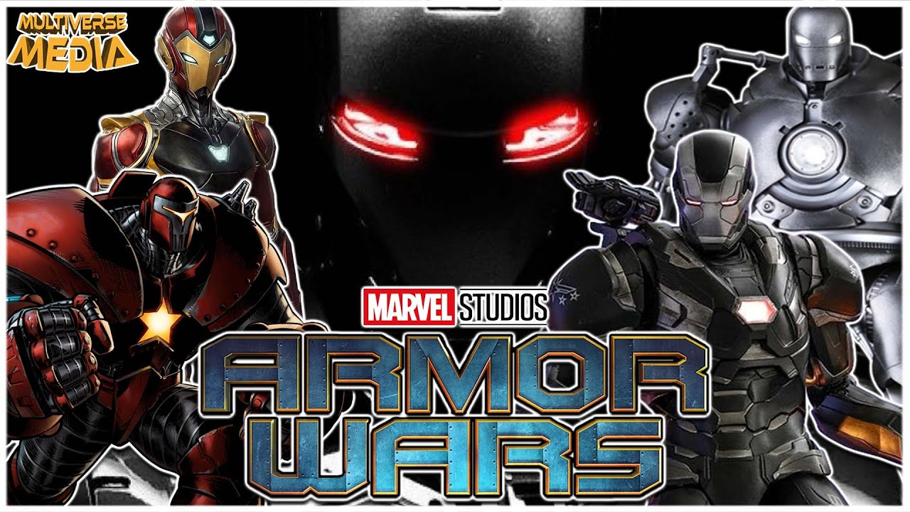 Don Cheadle Shares Exciting Update on Armor Wars
