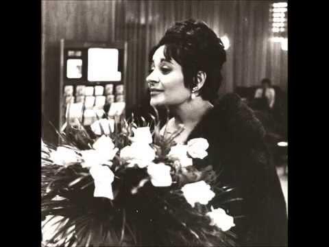 Victoria de los Angeles.Sings BACH !! 1964.Temple Church. London. Mein gläubiges Herze.