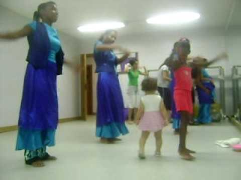 sarah kepler dançando