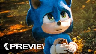 SONIC: The Hedgehog - First 8 Minutes Movie Preview (2020)