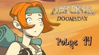 Deponia Doomsday - [14] Momed der Sachse