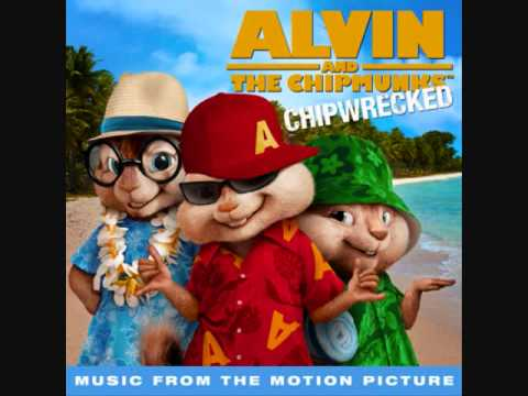 Alvin and the Chipmunks Chipwrecked (Vacation)