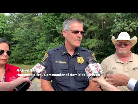 Officials confirm human remains of a child have been found in