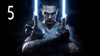 Star Wars: The Force Unleashed 2 - Walkthrough Part 5 Gameplay