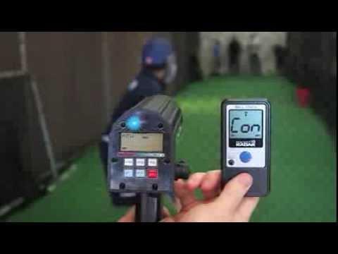 Pocket Radar | Cricket | Ball Coach Radar | Accurate Radar | Bowler Speed | MPH and KPH