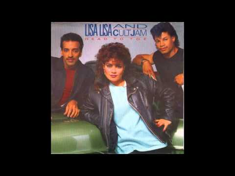 "Lisa Lisa & Cult Jam – ""Head To Toe"" (Columbia) 1987"