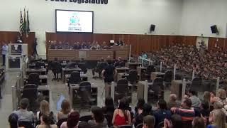 Sessão Solene - Gen. do Exército João Camilo Pires de Campos 2017