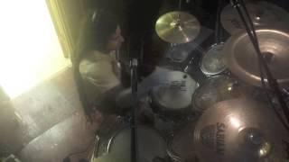 Joe Axler - Exclusive Drum Play-Through - Theories - Burnt Concrete