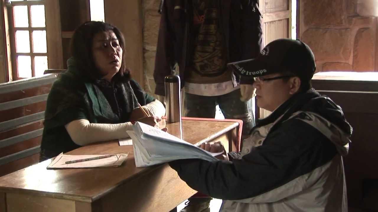 「白天的星星」黃朝亮導演談選角 - YouTube