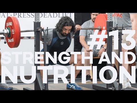 Strength and Nutrition with Robert Santana | Starting Strength Radio #13