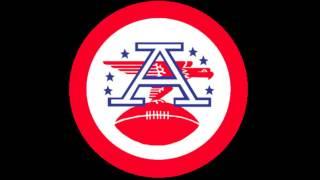 NFL on Fox 1960s ALL AFL-NFL