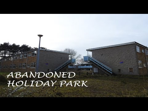 Abandoned Holiday Resort - Huge -