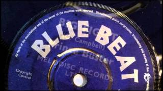 Prince Buster - Big Fight (1965) Blue Beat 282 A