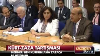 """Mecliste """"Zazalar da Kürt'tür"""" tartışması"""