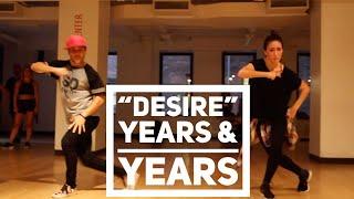 Desire Years & Years Choreography by Derek Mitchell at Broadway Dance Center