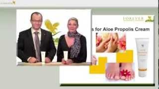 Aloe Propolis Creme from FLP. ·