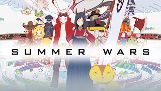 Summer Wars - Kato Reviews