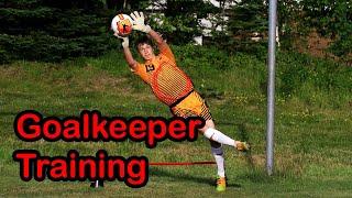 Goalkeeper Training - 07/22/2015 - Seriousgoalkeeping.net