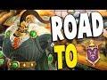 Ranked Bomb King: Road to GM #70 | Paladins Gameplay