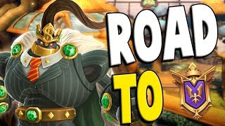 Ranked Bomb King: Road to GM #70 | Paladins Gameplay