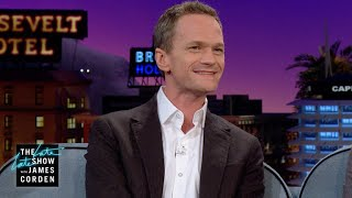 Neil Patrick Harris WILL Outbid You for Disney Memorabilia