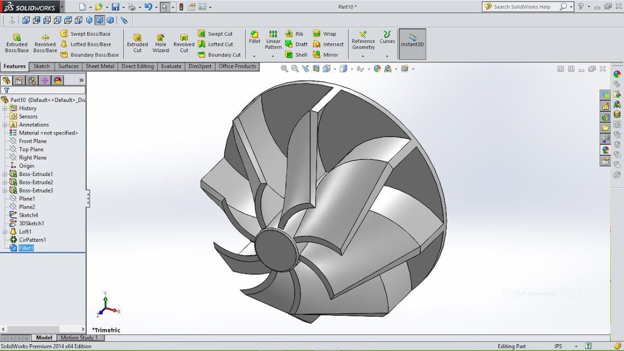 Solidworks thermal simulation tutorial for Design table not working solidworks