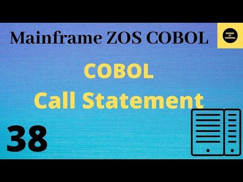 Mainframe COBOL Tutorial Part 11