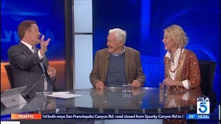 """Orson Bean and Alley Mills Discuss Their New Play """"Bad Habits"""""""