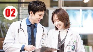 Nữ Bác Sĩ Xinh Đẹp - Tập 2   Phim Tình Cảm Trung Quốc Mới Hay Nhất 2020