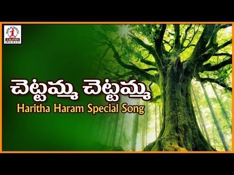 Haritha Haram Songs | Chettamma Chettamma Telangana Sentimental Song |