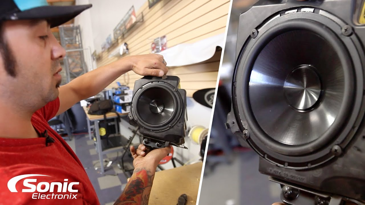 small resolution of jeep wrangler component speaker install in depth procedure