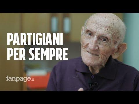 Il partigiano Gennaro Di Paola: