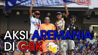 AREMANIA IN GBK