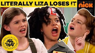 Literally Liza Loses It in the Lunch Room 🥪 + BONUS Clip! | All That Video