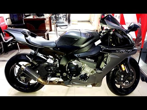 download YAMAHA YZF R1 2018 IMPORT FULL REVIEW PRICE IN PAKISTAN TOP SPEED & SOUND TEST FAILED ON PK BIKES