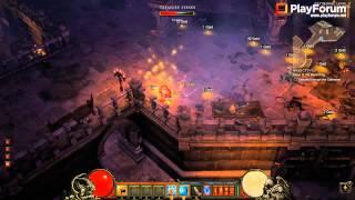 디아블로3 베타16 패치 Treasure Seeker 와의 전투