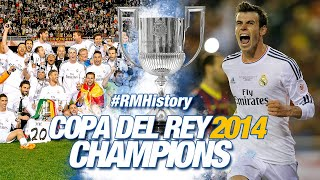 FULL MATCH | Barcelona 12 Real Madrid (Copa del Rey final, 2013/14)
