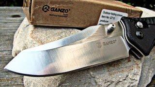 Ganzo G710 - Test !