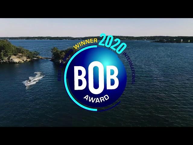 Saxdor 200 Sport - Winner of BEST OF BOATS AWARD 2020