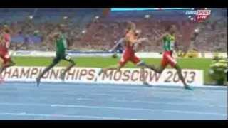 2013 IAAF World Championships men's 800m FINAL