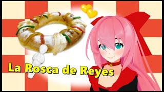 【Youtuber Virtual】¿Qué significado tiene la Rosca de Reyes?  |  no se coman el muñeco  :V